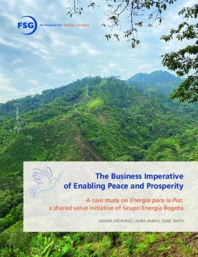 The Business Imperative of Enabling Peace and Prosperity